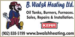 B. Walsh Heating Ltd.